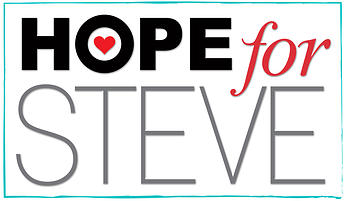 Hope For Steve logo